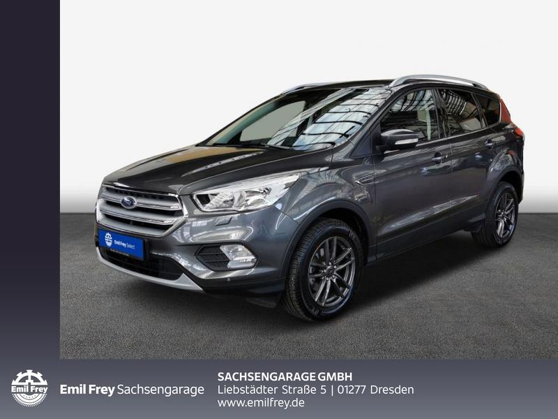 Ford Kuga 1.5 EcoBoost 2x4 Trend, Jahr 2018, Benzin