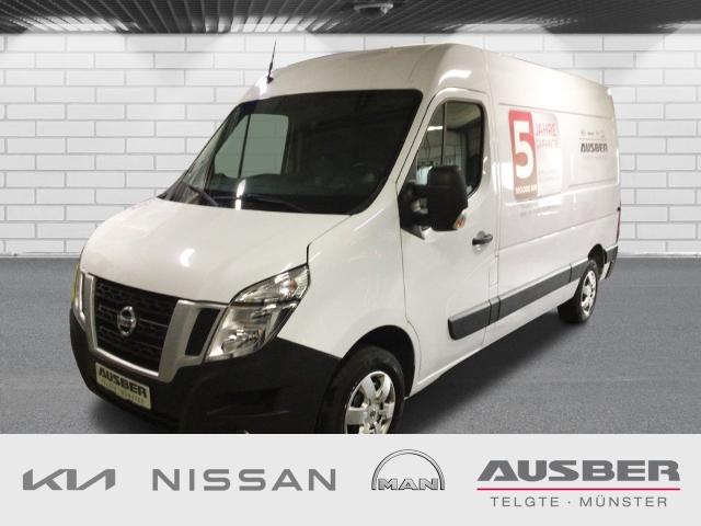 Nissan NV400 L2H2 3,5t COMFORT AHK LRB FA+ 270, Jahr 2020, Diesel