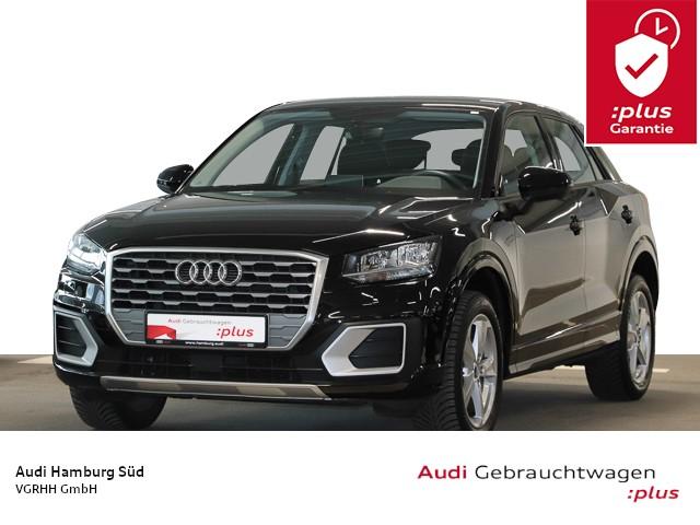 Audi Q2 1.0 TFSI sport NAVI/PDC/GRA/SITZHZG, Jahr 2018, Benzin