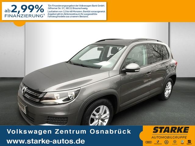 Volkswagen Tiguan 1.4 TSI Trend & Fun, Jahr 2014, Benzin