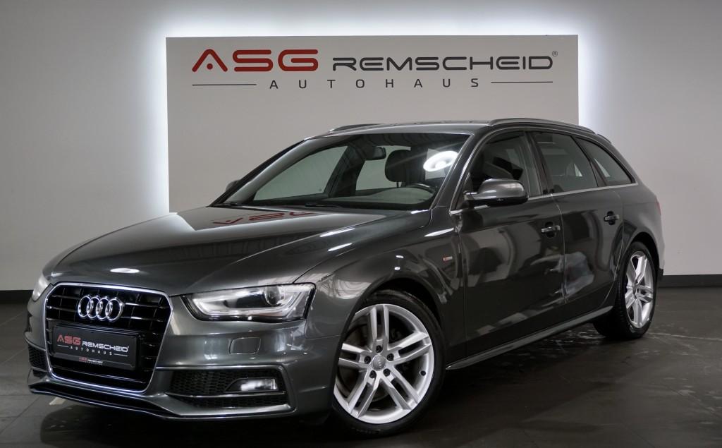 Audi A4 2.0 TDI Avant S-Tr. 2x S Line *Leder *Xen *, Jahr 2015, Diesel