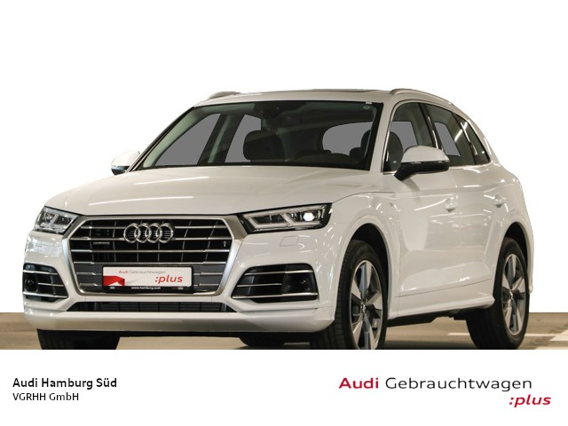 Audi Q5 45 TDI qu. tiptronic S line LED/PANO/ACC, Jahr 2020, Diesel
