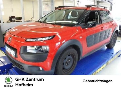 Citroën C4 1.2 VTi Cactus 60kW*Kamera*PDC*SHZ*Klima*Priv, Jahr 2015, Benzin