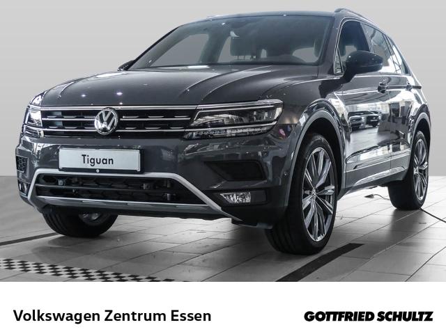 Volkswagen Tiguan 2.0 TSI OPF 4MOTION COMFORTLINE OFFROAD DSG, Allrad, NAVI, Jahr 2019, Benzin