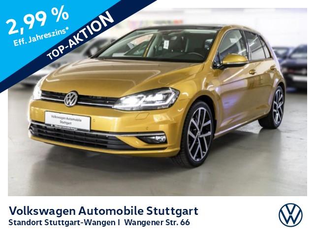 Volkswagen Golf Highline 1.4 TSI DSG Navi Kamera P-Dach ACC, Jahr 2017, Benzin