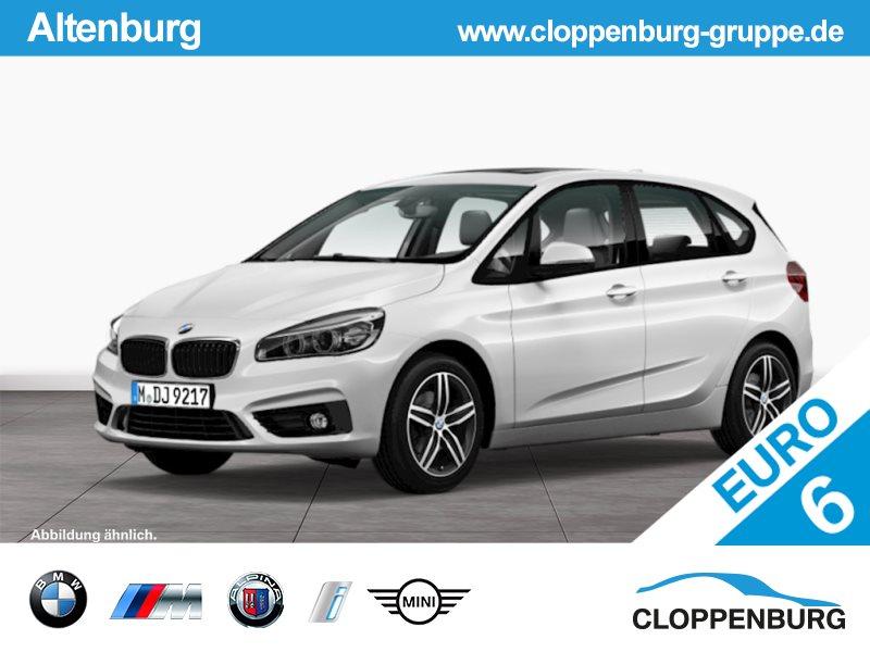 BMW 220i Active Tourer Sport Line AHK LED Pano.Dach Navi, Jahr 2015, Benzin