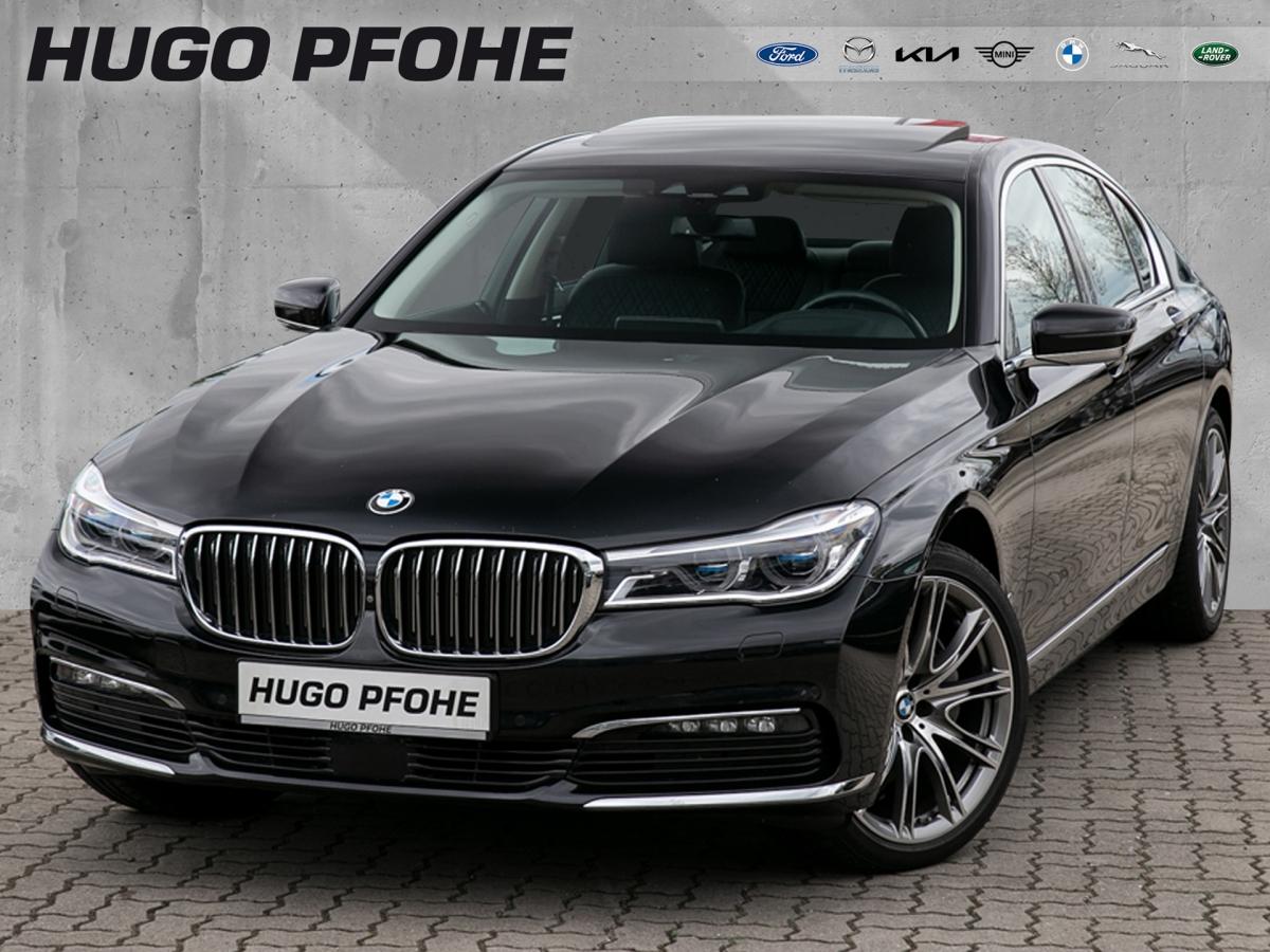 BMW 730d xDrive / HeadUp / Laserlicht / Executive Dr, Jahr 2017, Diesel