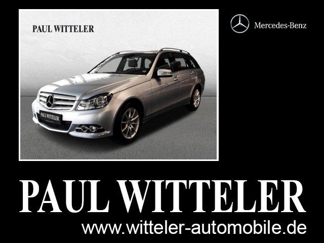 Mercedes-Benz C 220 CDI T Avantgarde Comand/Rückfahrk./Parktro, Jahr 2014, Diesel