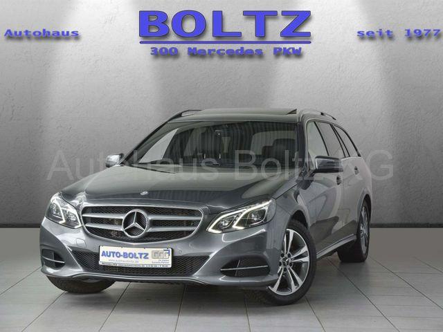 Mercedes-Benz E 350 T BT Comand SHD ParkAs. LED Sitzh. ILS met, Jahr 2015, Diesel