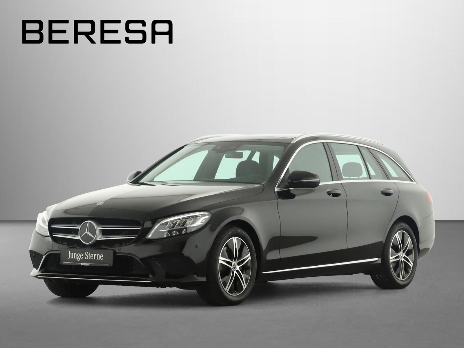Mercedes-Benz C 220 d T Avantgarde Pano. AHK Kamera Spur-Paket, Jahr 2020, Diesel