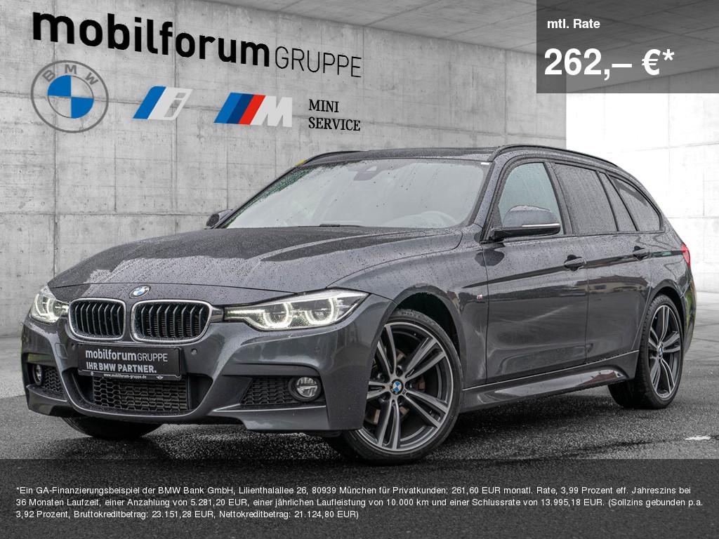 BMW 330d xDrive M-Sport, Jahr 2017, Diesel