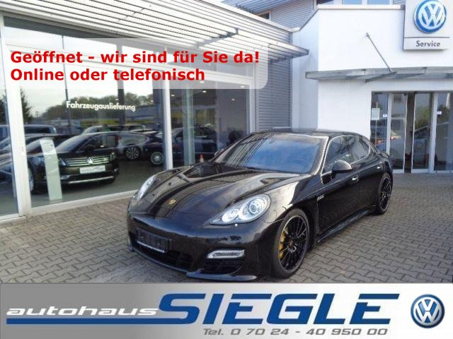 Porsche Panamera Turbo PDK*Ceramic*SportDesign*Voll, Jahr 2013, Benzin