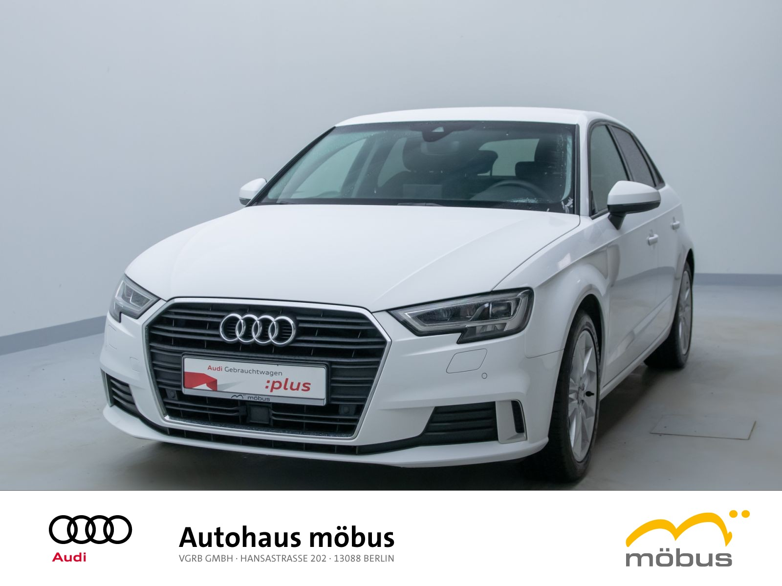 Audi A3 Sportback sport 1.5 TSI 6-GA*LED*ASSIST*PDC, Jahr 2017, Benzin