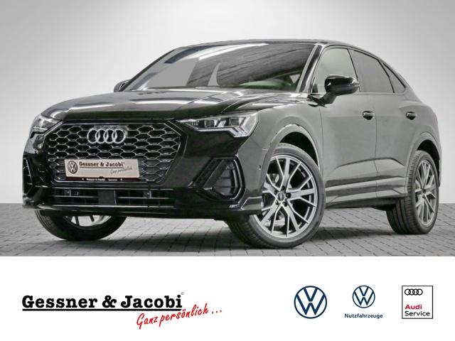 Audi Q3 Sportback S line 35 1.5 TFSI (EURO 6d-TEMP) LED, Jahr 2020, Benzin