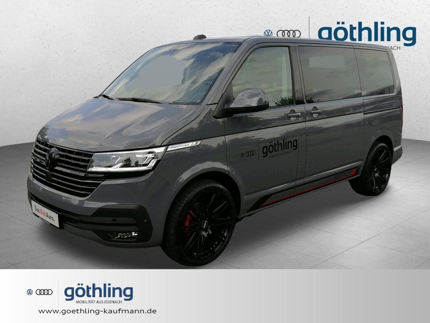 Volkswagen Multivan 6.1 Comfortline, Jahr 2021, Diesel