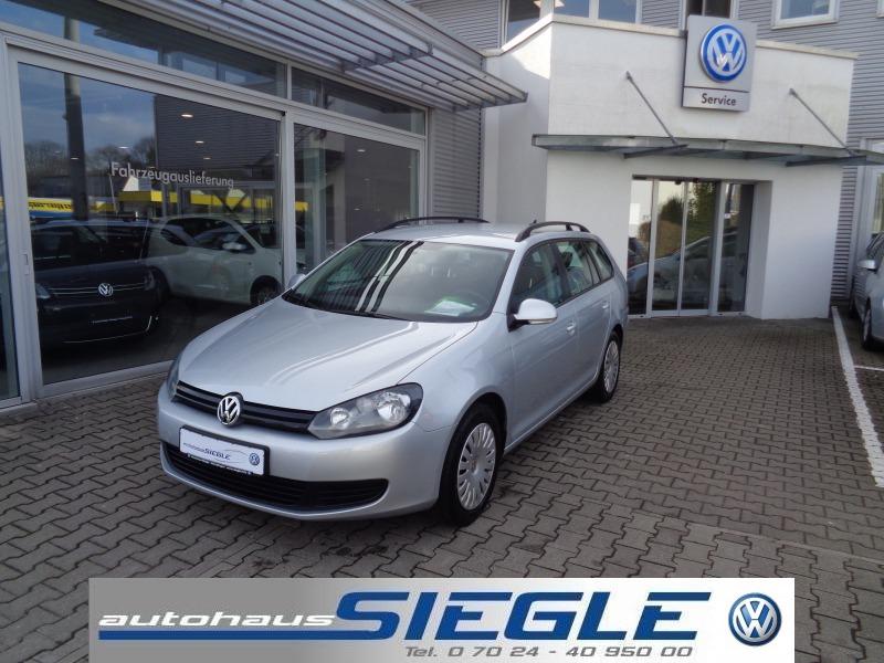 Volkswagen Golf 6 Variant 1.6 TDI BlueMotion*Navi 310, Jahr 2013, diesel
