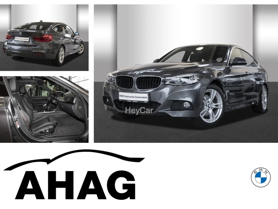 BMW 330 Gran Turismo GT xDrive M Sport Autom Aut. PDC, Jahr 2017, Diesel