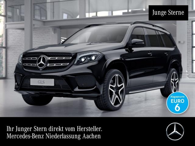Mercedes-Benz GLS 350 d 4M AMG 360° Airmat COMAND ILS LED, Jahr 2017, Diesel