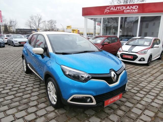 Renault Captur Dynamique 0.9 TCe 90 Temp SHZ Keyless LED-hinten LED-Tagfahrlicht RDC Klima, Jahr 2014, Benzin