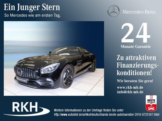 Mercedes-Benz AMG GT Roadster COMAND/Kamera/LED/Spur-Paket BC, Jahr 2018, Benzin