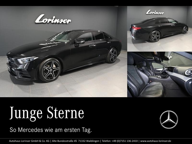 Mercedes-Benz CLS 300 d AMG/MULTIBEAM/COMAND/AHK/NIGHT, Jahr 2018, Diesel