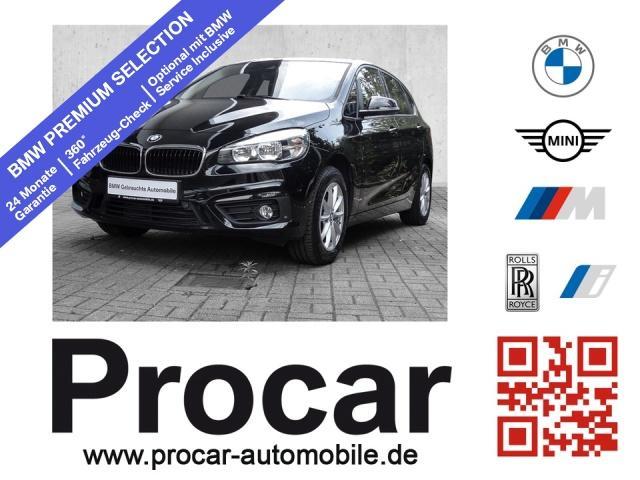 BMW 220 Active Tourer Advantage Aut. Klimaaut. PDC, Jahr 2017, Benzin