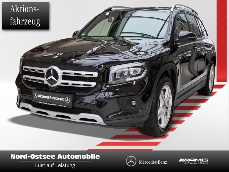Mercedes-Benz GLB 180 LED NAVI-PREMIUM TOTWINKEL AMBIENTE, Jahr 2020, Benzin