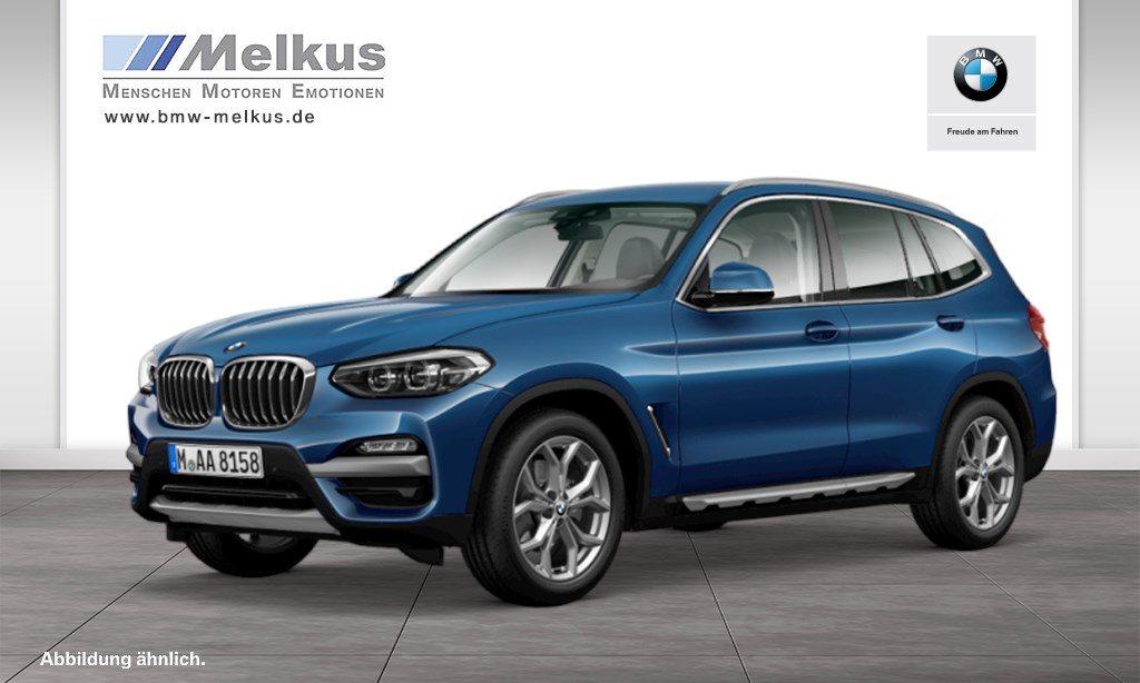 BMW X3 xDrive20i xLine LED WLAN Navi Prof. AHK PDC, Jahr 2018, Benzin