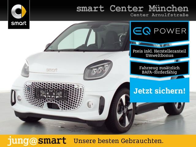 smart fortwo EQ 60kW passion Exclusive Navi 5000?BAFA, Jahr 2020, Elektro