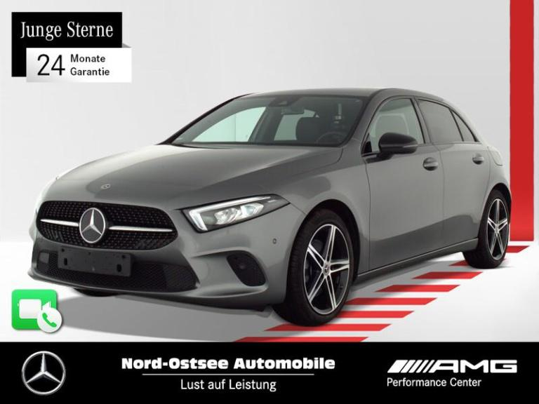 Mercedes-Benz A 220 4M Progressive Navi Kamera AHK Night MBUX, Jahr 2020, Benzin