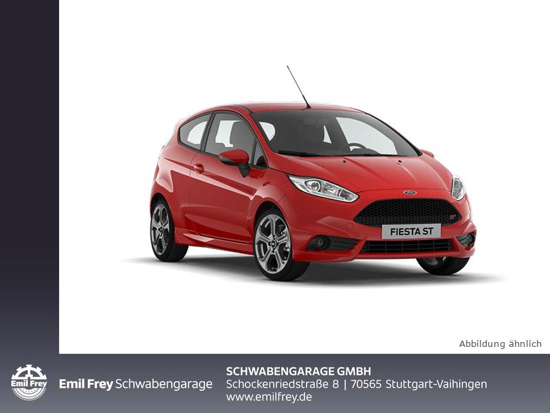 Ford Fiesta 1.6 EcoB ST PerformancePI+II EasyDriver, Jahr 2016, Benzin