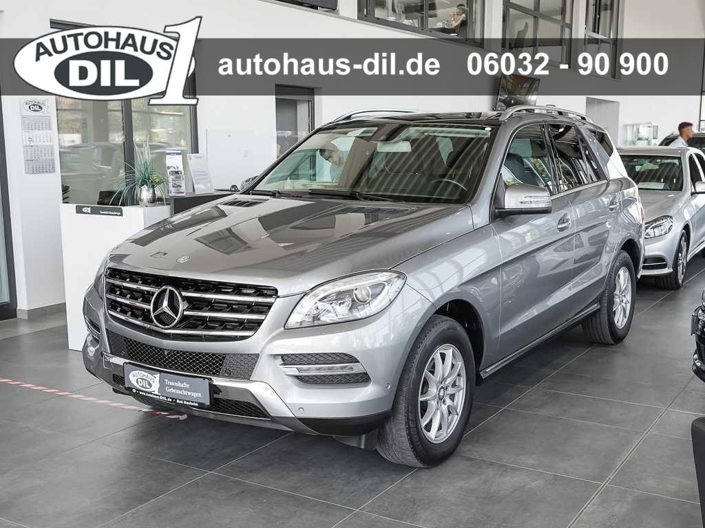 Mercedes-Benz ML 350 4M St.heiz.+Pano+AHK+360°, Jahr 2013, Diesel