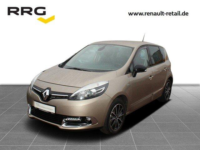 Renault Scenic III TCe 130 Start&Stop BOSE Edition 0,99%, Jahr 2013, Benzin