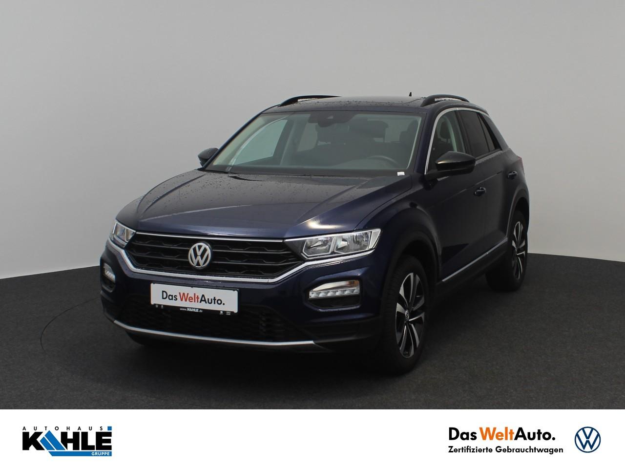 Volkswagen T-Roc 1.5 TSI IQ.Drive Navi Panorama Standh. Klima ACC, Jahr 2020, Benzin