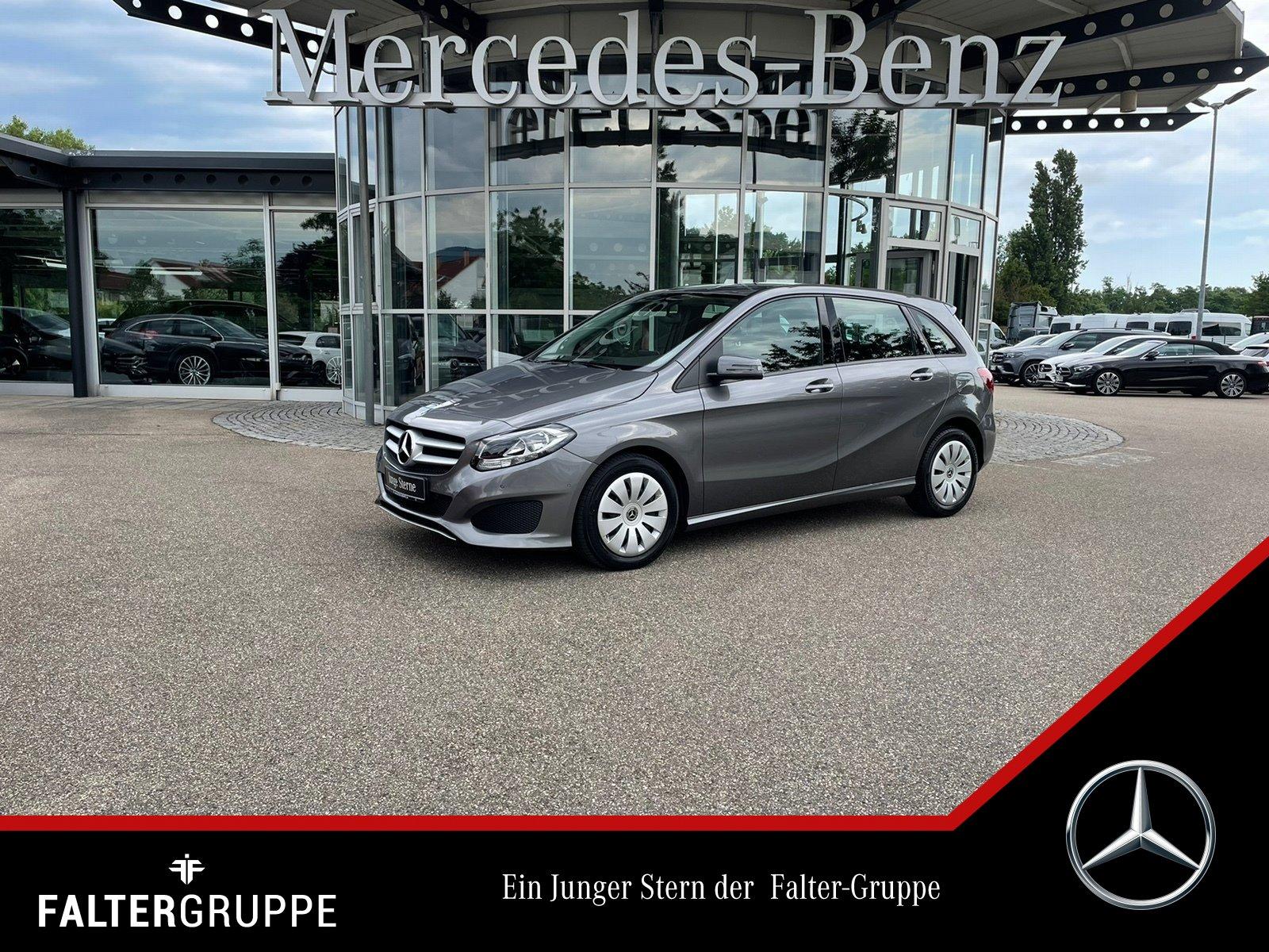 Mercedes-Benz B 200 d GUT & GÜNSTIG! Business DAB Navi SHZ PTS, Jahr 2017, Diesel