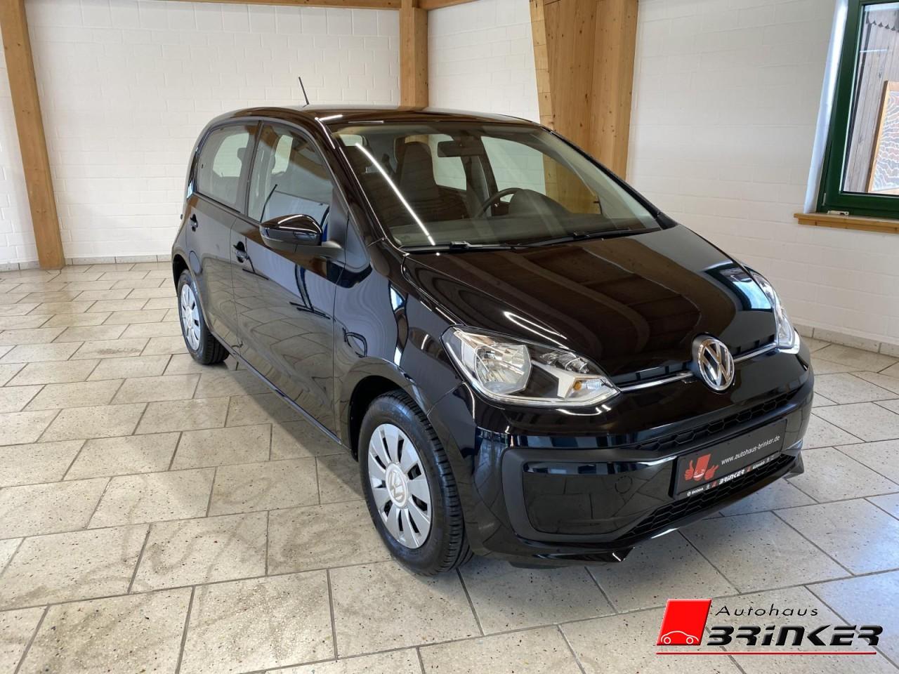 Volkswagen up! 1.0 BMT move up! ASG Klima Fenster el., Jahr 2018, Benzin