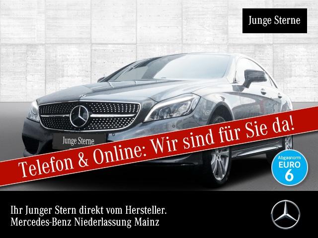 Mercedes-Benz CLS 500 Cp. 4M AMG 360° Airmat Multibeam, Jahr 2016, Benzin
