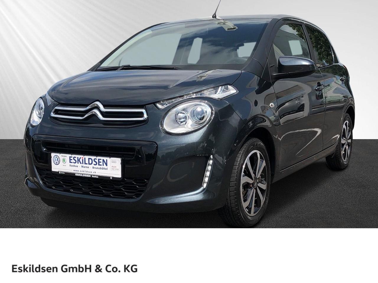 Citroën C1 1.0 VTi Shine Klimaaut., DAB, Bluetooth, Jahr 2018, Benzin