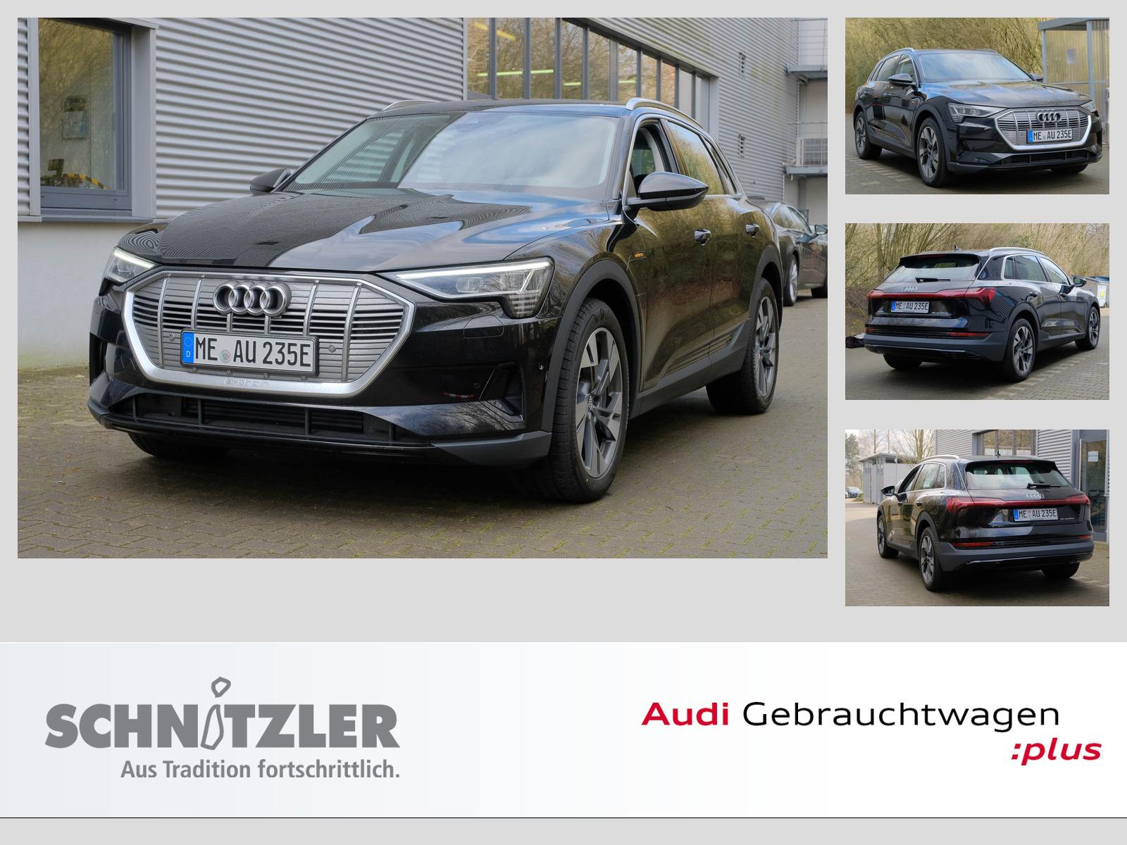 Audi e-tron 50 quattro Navi+/LED/DAB/ACC/+++, Jahr 2020, Elektro