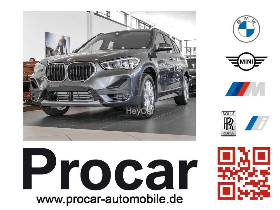 BMW X1 sDrive20i Advantage Steptronic DCT Klimaaut., Jahr 2020, Benzin