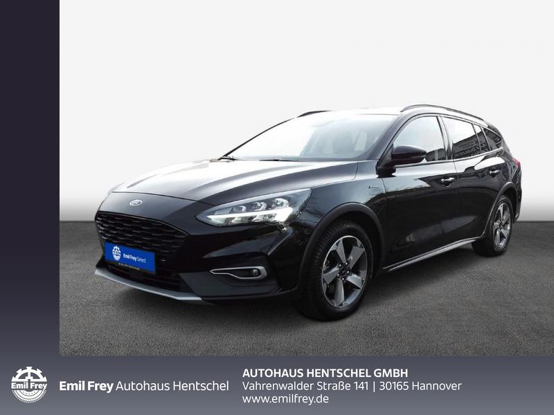 Ford Focus Turnier 1.0 EcoBoost Start-Stopp-System ACTIVE, Jahr 2019, Benzin
