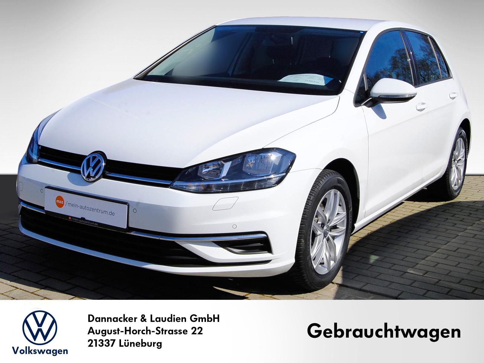 Volkswagen Golf VII 1.0 TSI BMT Comfortline Alu Klima NaviTouch PDC Sitzh. FrontAssist, Jahr 2017, Benzin