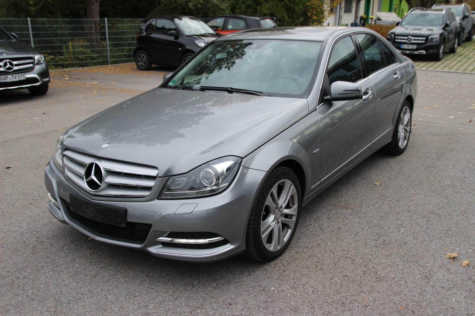 Mercedes-Benz C 250 CDI Lim Avantgarde/Xenon/Navi/SHD/SHZ R-CD, Jahr 2013, Diesel