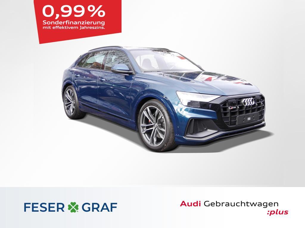 Audi SQ8 4.0 TDI HD Matrix/Allradlenk./B&O/22`/360°, Jahr 2019, Diesel
