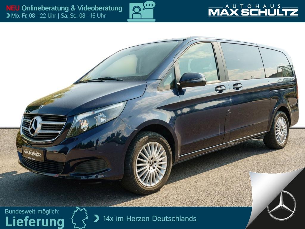 Mercedes-Benz V 220 CDI Lang *2xSchiebetür*Park-Ass.*Kamera*, Jahr 2019, Diesel