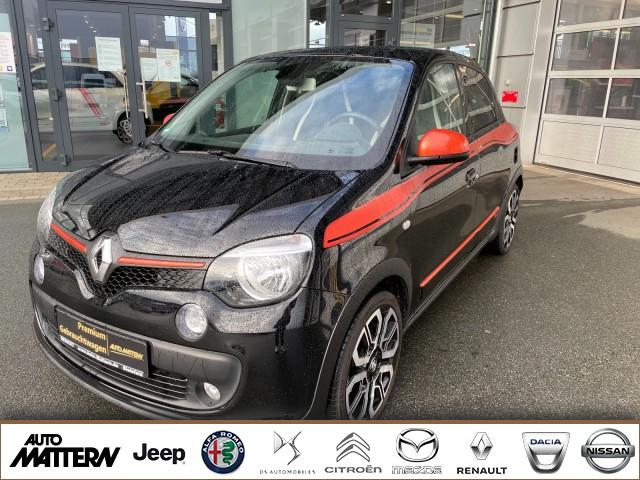 Renault Twingo GT 110 PS Einparkhilfe, Alu, LM-Felge, Jahr 2017, Benzin