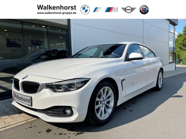 BMW 420 Gran Coupe d Advantage AHK DrAss HUD NAVIPROF, Jahr 2018, Diesel