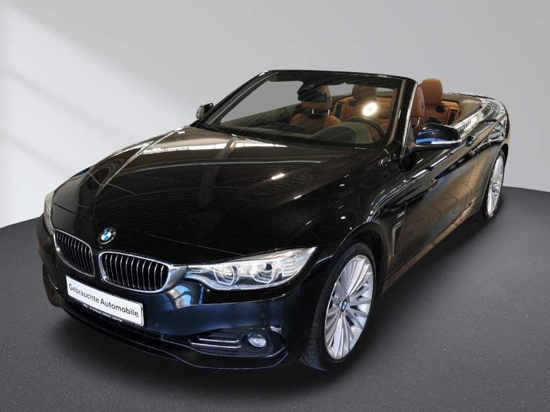 BMW 435d xDrive Cabrio Luxury Line Navi Prof. Head-Up LED, Jahr 2016, Diesel