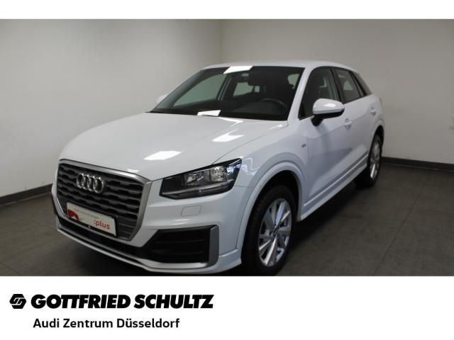 Audi Q2 1.0 TFSI ultra tronic S line, Jahr 2018, Benzin