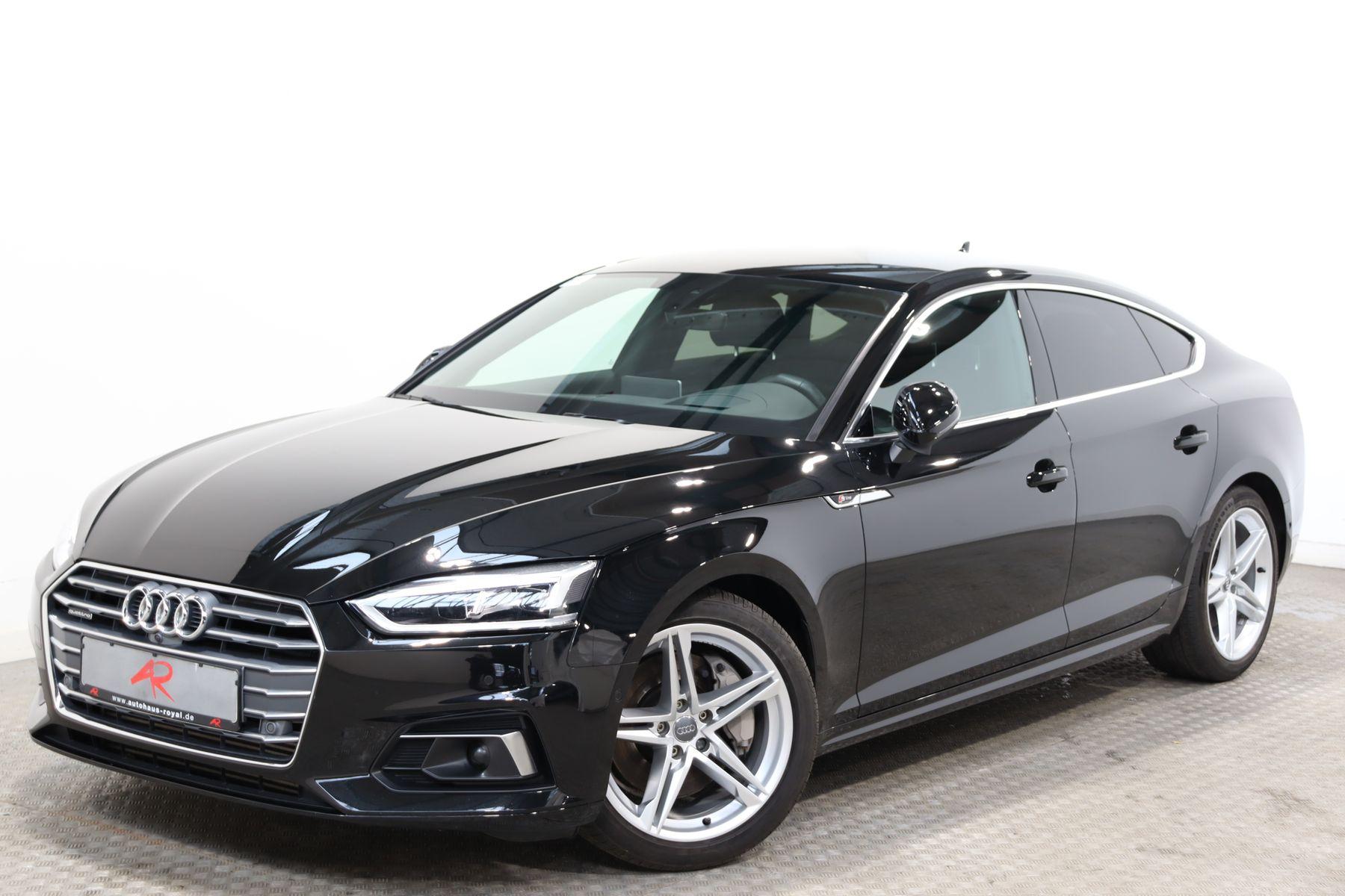 Audi A5 SB 3.0 TDI qu S LINE BANG+O,VIRTUAL,HUD,ACC, Jahr 2017, Diesel